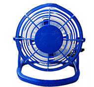 Desktop Fan USB Power Supply 2 Speeds Mini Portable Fan