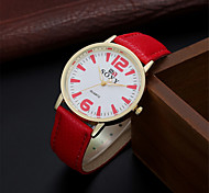 New Man'S Wrist-Watches Fashion Characteristic High Quality Watch Wrist Watch Leather Watch Unique Men'S Watches