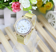 Ladies' Watch Alloy With Diamond Watch