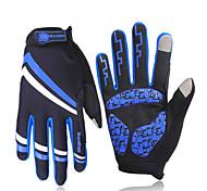 Bike Women's / Men's Full-finger Gloves / Winter GlovesAnti-skidding / Keep Warm / Wearproof / Windproof / Shockproof /