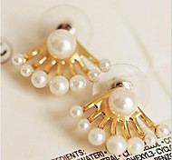 New Arrival Fashional Popular Pearl Earrings
