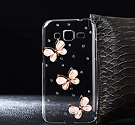 DIY Butterfly Pattern PC Hard Case for Multiple Samsung Galaxy S3/S4/S5/S6/S6Edge/S6EdgePlus/S7