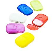 "Soap DishForTravel Storage Plastic 2.76""*1.57""*1.57""(7cm*4cm*4cm)"