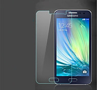 Explosion Proof Premium Tempered Glass Film Screen Protective Guard 0.3 mm Toughened Membrane Arc For Galaxy A7