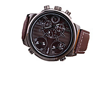 Fire The Three Time Zone Personality Men'S Watch