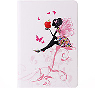dpt®Butterfly Girl Case for iPad mini 3, iPad mini 2, iPad mini