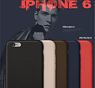 Original Genuine Leather Back Cover Case for iPhone6 (Assorted Colors)