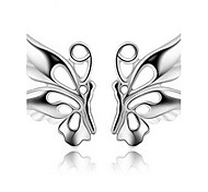 Earring Stud Earrings Jewelry Women Pearl / Alloy 2pcs White