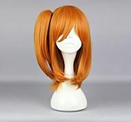 Lolita Wigs Gothic Lolita / Sweet Lolita Lolita Medium Orange Lolita Wig 48 CM Cosplay Wigs Solid Wig For Women