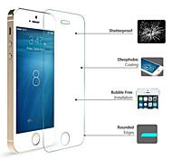 0.3mm verre trempé protecteur d'écran avec chiffon en microfibres pour iphone6s / 6