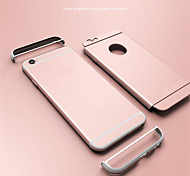 Luxury Ultra-thin Frosted Shockproof PC Back Cover Case for iPhone 6/6S Plus (Assorted Colors)