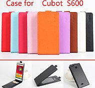 Flip Leather Magnetic Protective Case For Cubot S600(Assorted Colors)