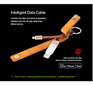 IDMIX Intelligent Anti-lost MFI Certified Usb Date Cable