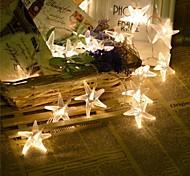 König ro 100LED 8-Modus Seestern Weihnachtsdekoration wasserdichte Schnurlicht (kl0028-rgb, weiß, warmweiß)