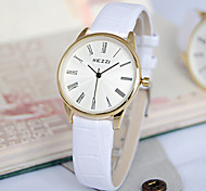 Women's Fashion Strap Watch Simplicity Creative Quartz Leather Lady Watch Cool Watches Unique Watches