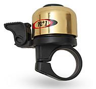 Fahhrad Bike Bell / Fahrradhupe Radfahren/Fahhrad / Geländerad / Rennrad / BMX / Andere / Kunstrad / Freizeit-Radfahren Alarm Gold cobre