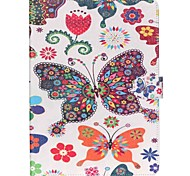 Schmetterling Folio Leder mit Ständer Abdeckungsfall für ipad Luft 2
