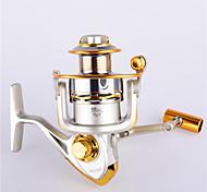 Mulinelli per spinning 4.9:1 11 Cuscinetti a sfera IntercambiabilePesca di mare / Spinning / Pesca di acqua dolce / Altro / Pesca