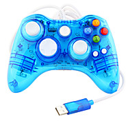 Clear Blue Controller for XBOX360 and PC
