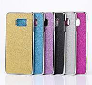 Fashion Shiny Bling Metal Plating Style For Samsung Galaxy S7/S7 Edge/S6 edge plus/s6 edge/s6  (Assorted Colors)