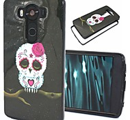 2-in-1 Olw Pattern TPU Back Cover with PC Bumper Shockproof Soft Case for LG V10/G4 Pro