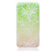 Rose Color Pattern TPU Material Phone Case for Samsung Galaxy J1/J1 Ace/J2/J3/J5/J7