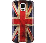 la bandera británica IMD + TPU caso para Samsung Galaxy s5