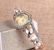 European and American fashion flash diamond decorative watches 21/ Party / Daily / Casual 1pc Cool Watches Unique Watches