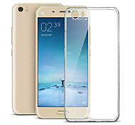 For Mi Case Transparent Case Back Cover Case Solid Color Soft TPU Xiaomi