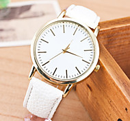 Women's  Fashion  Simplicity Quartz  Leather Lady Watch Cool Watches Unique Watches