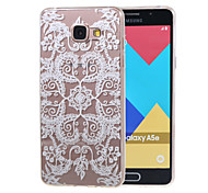 Hollow Flower New Soft TPU Back Case Cover For Samsung Galaxy A3 (2016) A310 A310F/A5(2016) A510 A510F-13