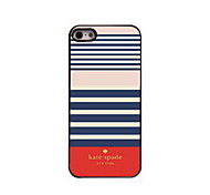 custodia rigida Kate Spade in alluminio modello per iPhone 5 / 5s