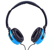 Salar Folding Headphone for Cellphone or  Tablet with Microphone