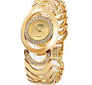 senhora quartz de diamantes relógio de pulso relógio de luxo
