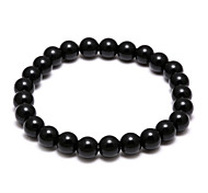 Lava Stone Beaded Jewelry Original Natural Stone Beads Bracelets