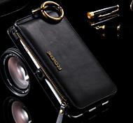 floveme®multi-функциональную кожаную сумку для Iphone 6 плюс / 6с плюс