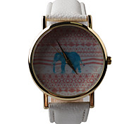 Fashion Cartoon Elephant Quartz Watch Cool Watches Unique Watches