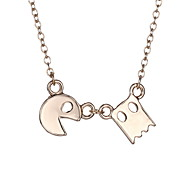 Japan And South Korea Cartoon Fashion Simple Necklace