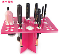 MAKE-UP FOR YOU Makeup Brush Drying Rack(Rose)