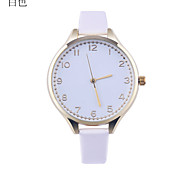 High Quality Narrow Strap Wristwatch Designed Extreme Blank Watch