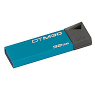 Kingston 32gb original de dtm30 digitales USB 3.0 DataTraveler Mini unidad de flash