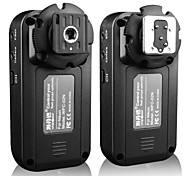 Sidande WFC-02N Wireless Flash Trigger 2.4 GHz 3 Groups 5 Channels Nikon D300S D600 D610 D800 D800E D3100 D7000 DSLR