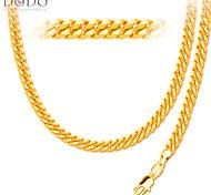 Schmuck-Halsketten / Armband(vergoldet)Hochzeit / Party / Alltag / Normal Hochzeitsgeschenke