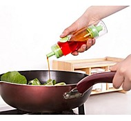 Push Liquid Condiment Bottles Leakproof Nozzle Spray Bottle