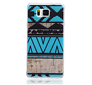 Ethnic Love Pattern TPU Material Phone Case for Samsung Galaxy G360/G530/G355H/G850F