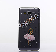 Dance Pattern TPU Soft Case for Multiple Samsung Galaxy S3/S4/S5/S6/S6Edge/S6Edge+/S7/S7Edge
