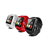 Wearables Smart Watch , Bluetooth3.0 / Camera Message Media Control/Hands-Free Calls/Anti-lost