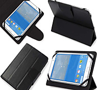 "Universal Folding Folio Case Cover (7pp) Fits Digiland Dl701q 7 Inch / Digiland Dl 7 7"" / Digiland Dl785d"