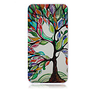 Tree Of Life Pattern TPU Material Phone Case for Samsung Galaxy J1/J1 Ace/J2/J3/J5/J7
