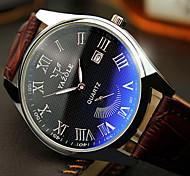 homens relógios de pulso relógio masculino luminosa impermeável quartzo relógio relogio masculino